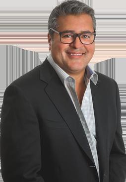 Frank Keshtgar, CEO